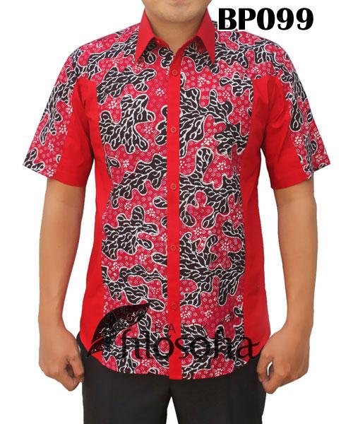 Kemeja Batik Pria 099