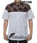 Kemeja Batik Pria 100