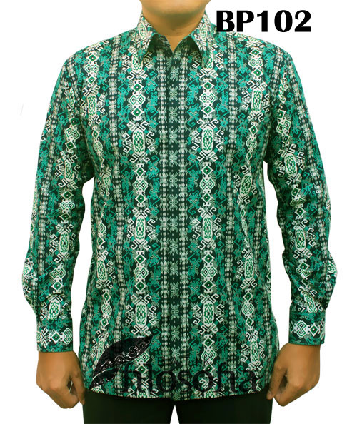 Kemeja Batik Pria 102