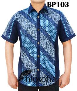 Kemeja Batik Pria 103