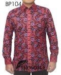 Kemeja Batik Pria 104