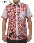 Kemeja Batik Pria 107