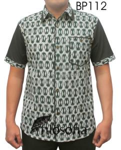 Kemeja Batik Pria 112