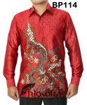 Kemeja Batik Pria 114