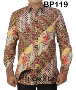 Kemeja Batik Pria 119
