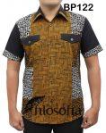 Kemeja Batik Pria 122