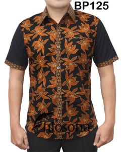 Kemeja Batik Pria 125