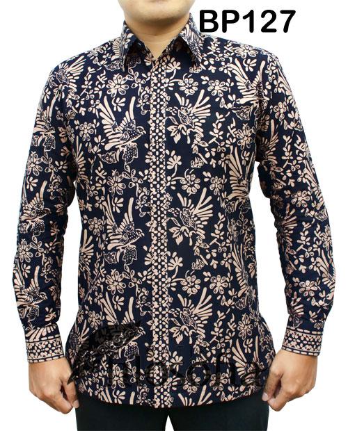 Kemeja Batik Pria 127