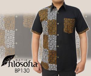 Kemeja Batik Pria 130