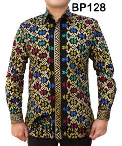 Kemeja Batik Pria 128