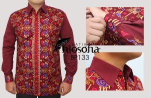 Kemeja Batik Pria 133