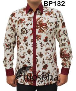 Kemeja Batik Pria 132