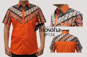 Kemeja Batik Pria 134