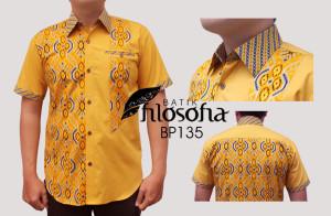 Kemeja Batik Pria 135