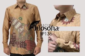 Kemeja Batik Pria 136