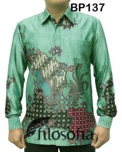 Kemeja Batik Pria 137