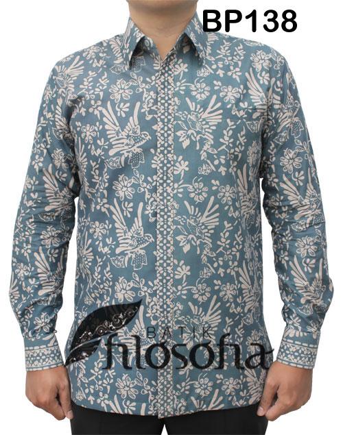 Kemeja Batik Pria 138