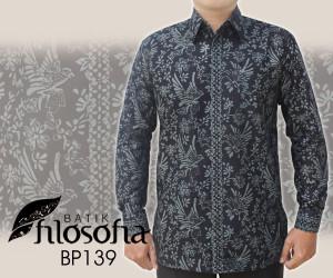 Kemeja Batik Pria 139