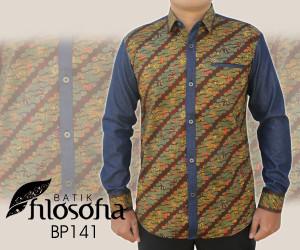 Kemeja Batik Pria 141