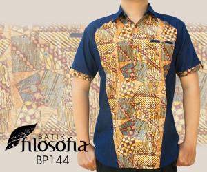 Kemeja Batik Pria 144
