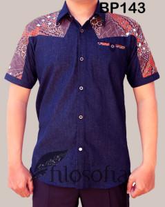 Kemeja Batik Pria 143