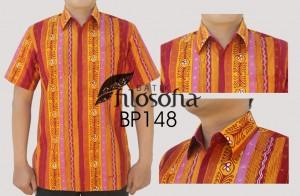 Kemeja Batik Pria 148