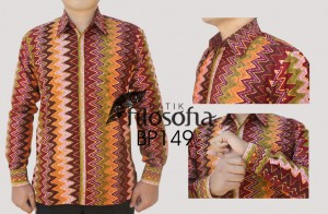 Kemeja Batik Pria 149