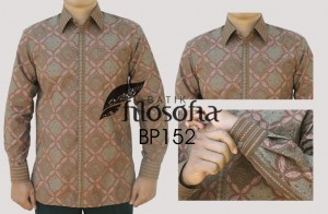 Kemeja Batik Katun 152