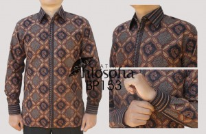 Kemeja Batik 153