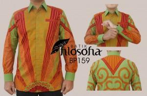 Kemeja Batik Printing 159