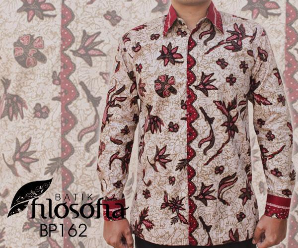 Kemeja Batik Pria 162