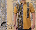 Kemeja Batik Kombinasi 163