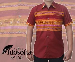 Kemeja Batik Modern 165