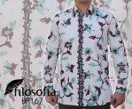 Kemeja Batik Tulis 167