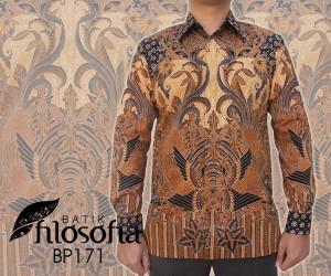 Kemeja Batik Tulis 171