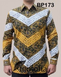 Batik Cap Elegan 173