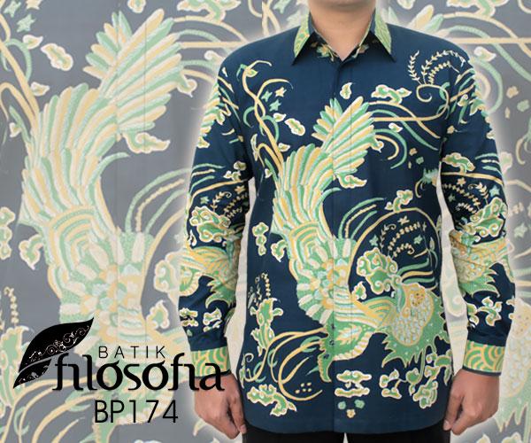 Batik Tulis Pria 174