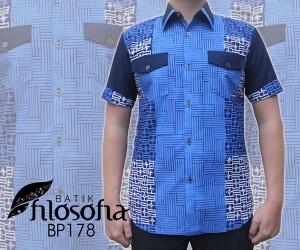 Baju Batik Pria 178