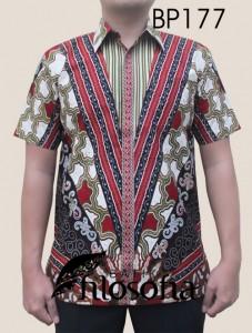 Kemeja Batik Katun 177