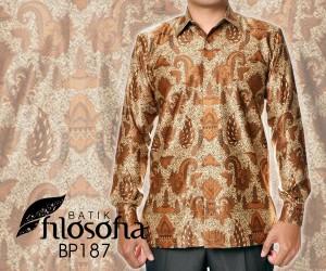 Batik Elegan Semi Sutra 187