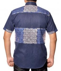 Batik Kombinasi Denim 192