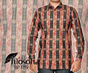 Kemeja Batik Katun 189