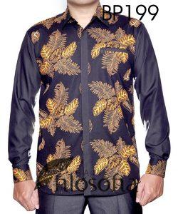 Batik Printing Bahan Katun 199