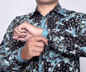 Kameja Batik Tulis Elegan 200