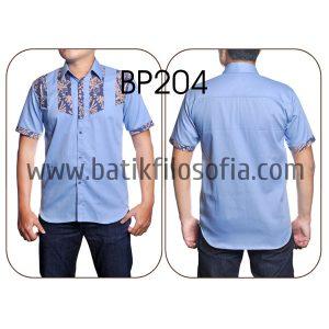 Batik Cap Kombinasi 204