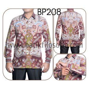 Batik Tulis Motif Kembang Lengkong 208