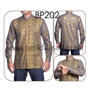 Kemeja Batik Koko 202