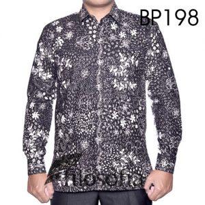 Kemeja Batik Tulis 198