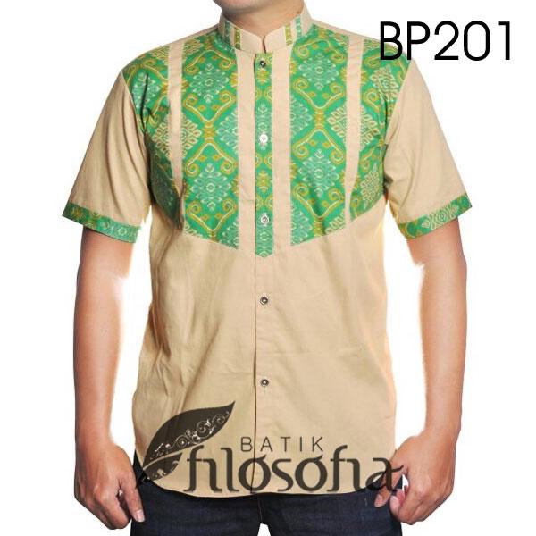 Kemeja Batik Pria 201
