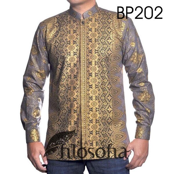 Kemeja Batik Pria 202